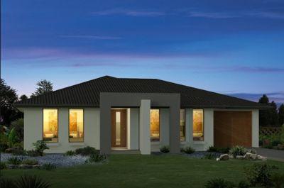 fachadas casas modernas de un piso sencillas