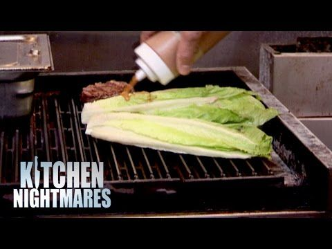Kitchen Nightmares Grilled Caesar Salad Episode