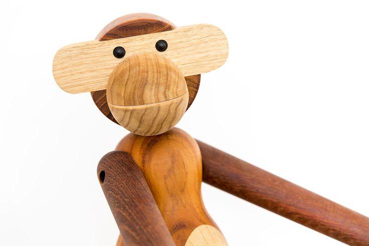 Wooden Monkey http://www.brdr-kruger.dk/shop/cms-wooden-monkey-designed-kay-bojesen-produced-by-brdr-kruger.html