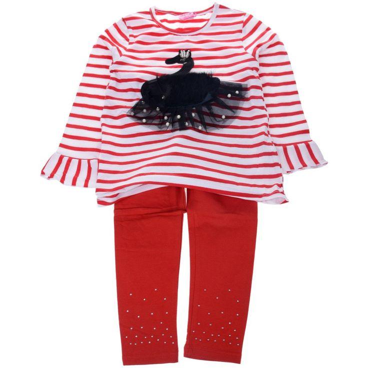 Πολύ όμορφο εποχιακό (φθινοπωρινό) σετ Ativo, για κορίτσια 4-14 ετών. Διαθέσιμο σε δύο χρώματα, από €25,00 μόνο €19,90! Αγοράστε τώρα online: https://www.azshop.gr/s/Swan  #azshop #παιδικά #ρούχα #νέα #collection #φθινόπωρο #χειμώνας
