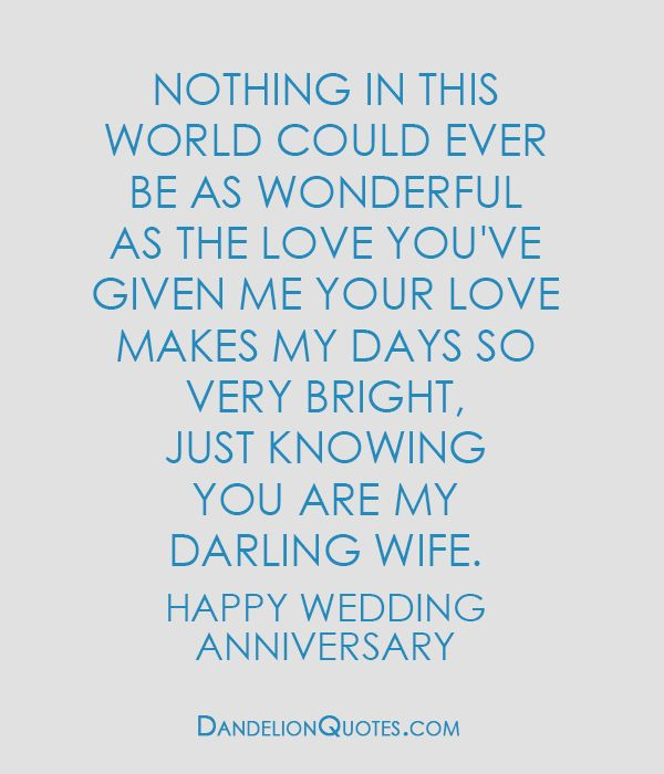 Wedding Anniversary Quotes For Wife: 1000+ Happy Wedding Anniversary Quotes On Pinterest
