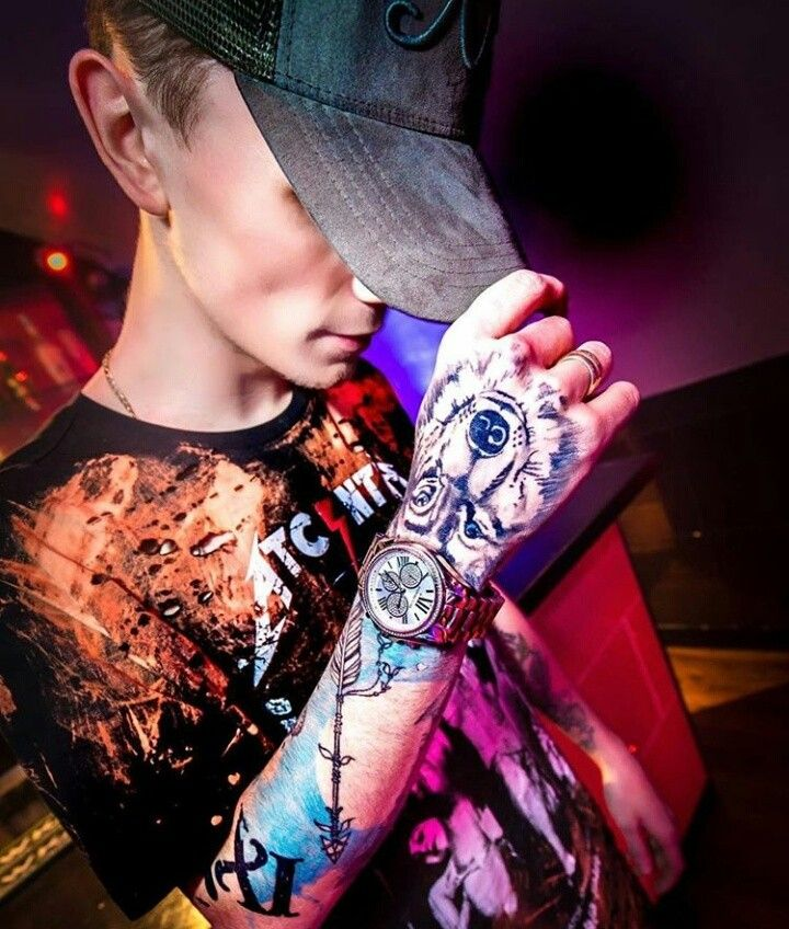 Bars And Melody Tattoo