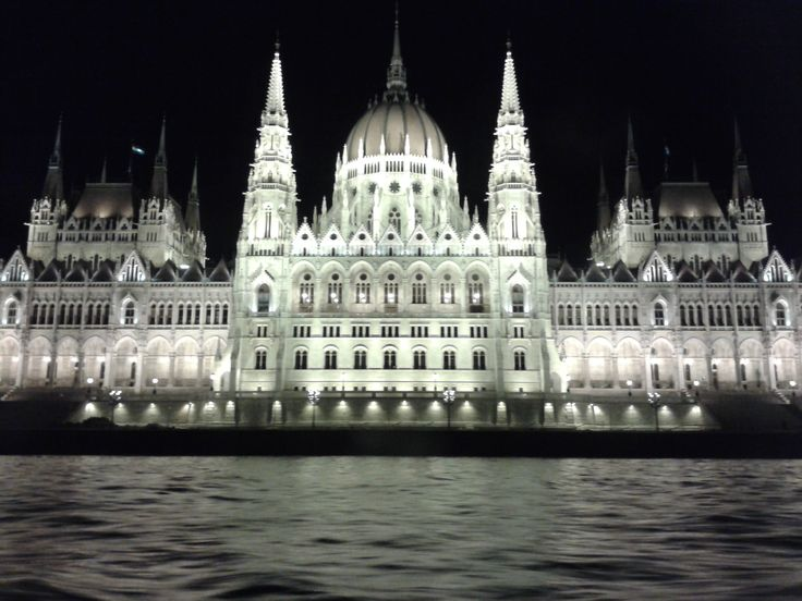 Parlamento by night @ Budapest