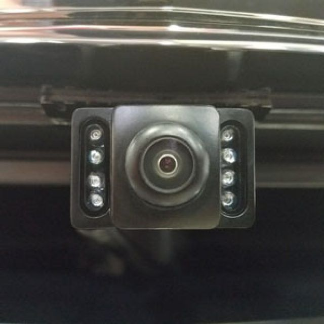 Front Camera System By Echomaster Associated Accessories Chevrolet Accessories Chevrolet Trucks Accessories