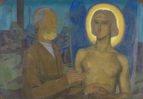 Uwolnienie świętego Piotra - Jan Rembowski