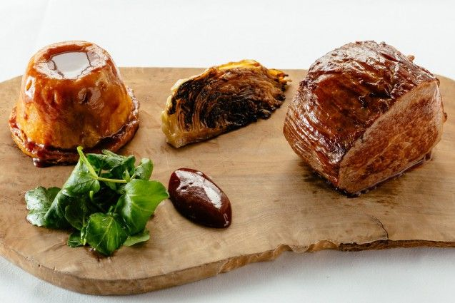 Roast Silverside with Suet: This is perfect for an alternative to a Sunday Roast. Braised and filled with barbecue sauce, this recipe by Paul Welburn is achievable  for everyone.