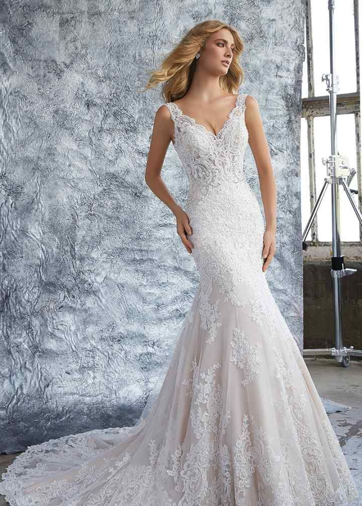 8212, Morilee von Madeline Gardner   – wedding dresses