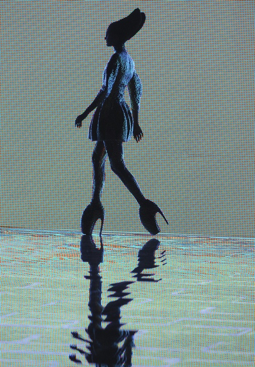 Alexander McQueen S/S 2010 'Plato's Atlantis'