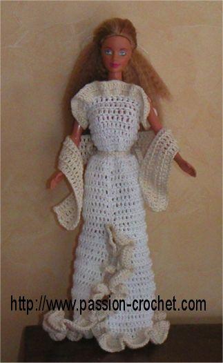 1000 Images About Barbie Crochet On Pinterest Crochet