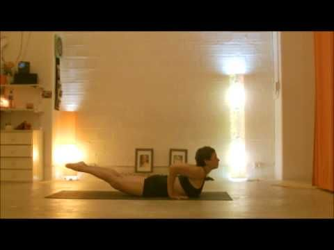 Yoga Asanas (poses) by Patricia Aballay (playlist)