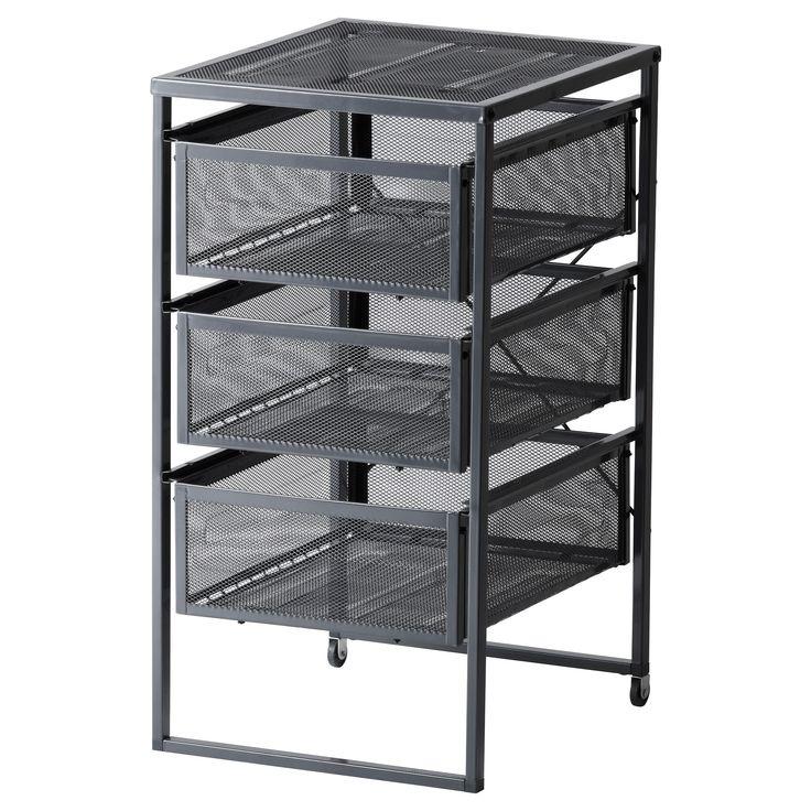 best 25 drawer unit ideas on pinterest makeup unit ikea ikea drawer dividers and ikea 9. Black Bedroom Furniture Sets. Home Design Ideas