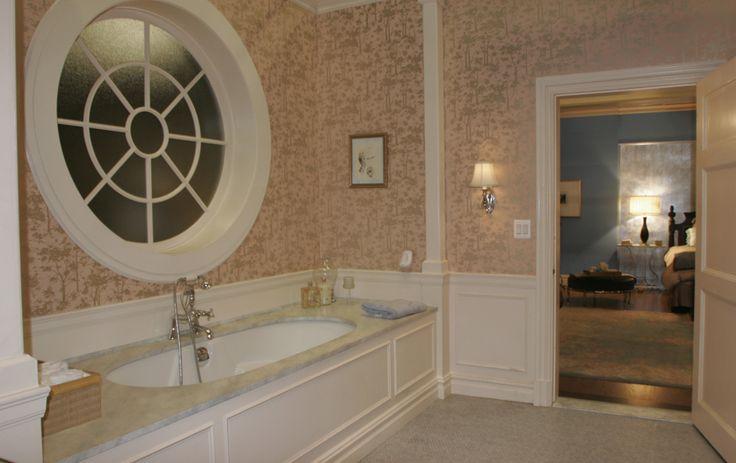 waldorf residence - blair's bedroom - gossip girl interiors set decoration by christina tonkin
