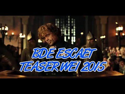 Teaser WEI 2015