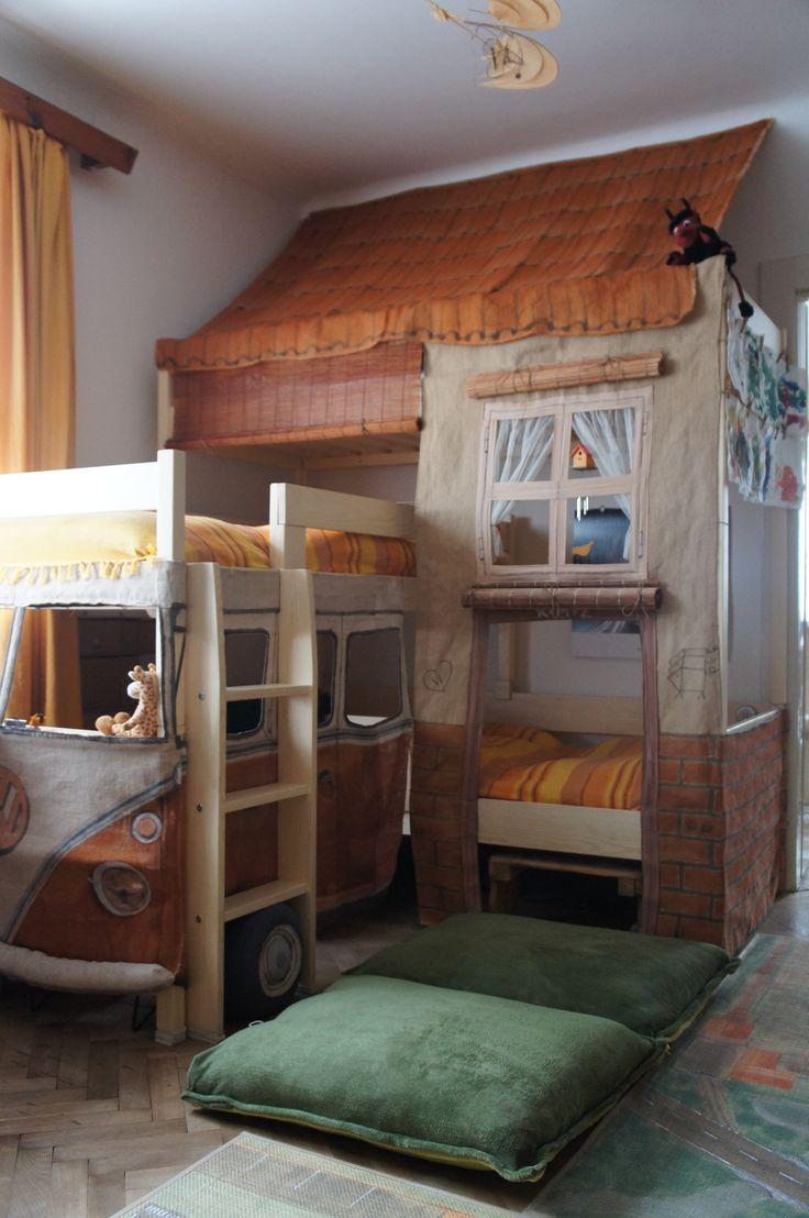 camper bunk beds