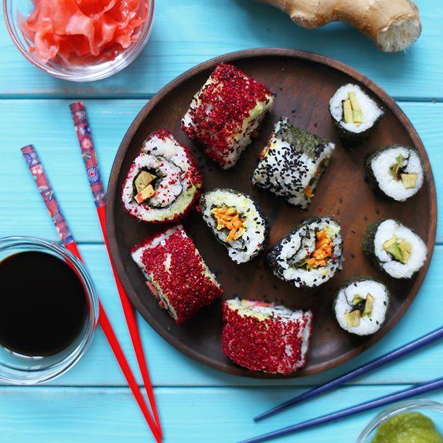 Vegan Sushi Perevod Nizhe Monday Calls For Somethin Special