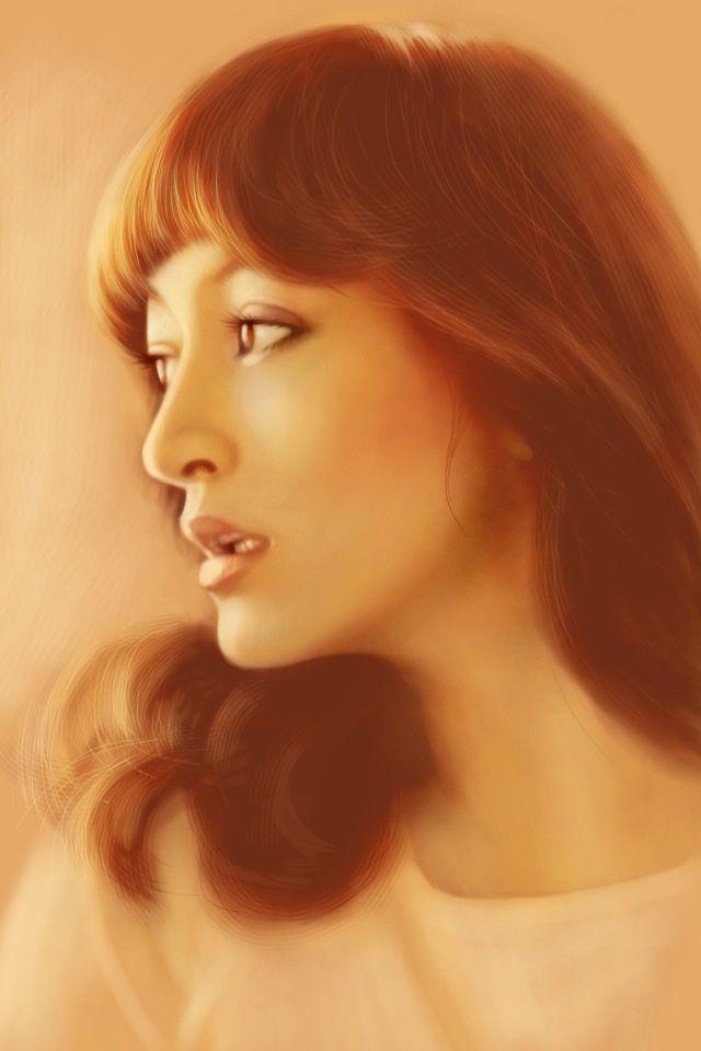 Η ομορφιά, όπως την εμπνεύστηκε ο καλλιτέχνης!!!