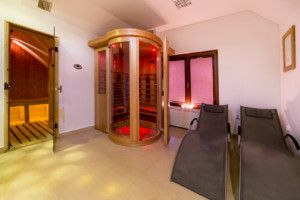 Hotel&SPA - #sauna, #steam #bath, #infrared, #adventure #showers - Feel the spa