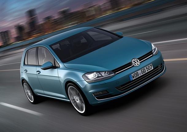 Volkswagen Golf VII: tout pour l'économie