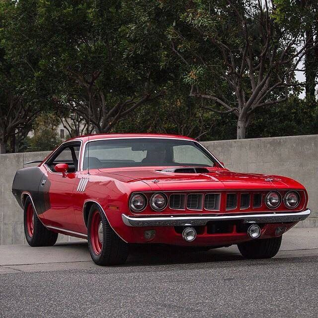 1000+ Images About 1971 Plymouth Cuda On Pinterest