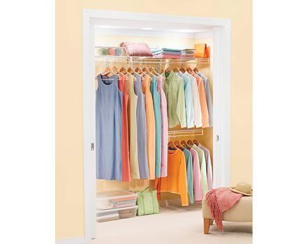 67 Best Closet Organization Images On Pinterest Closet