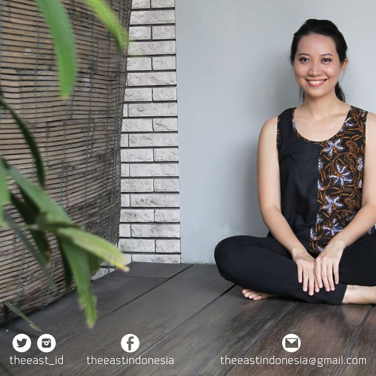 Modern style of batik dress, blouse, tops, for young sophisticated ladies. https://www.facebook.com/theeastindonesia?ref=hl #theeast #batik #dress #blouse #madeinindonesia