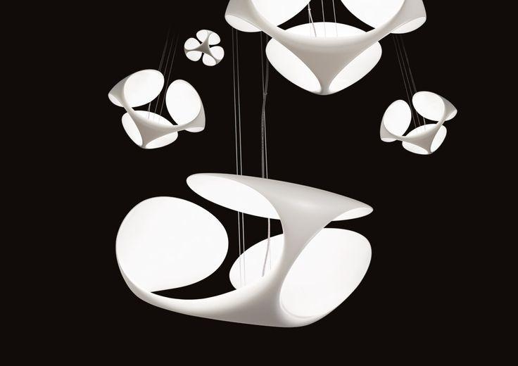Lampade a sospensione: Lampada Clover da Kundalini