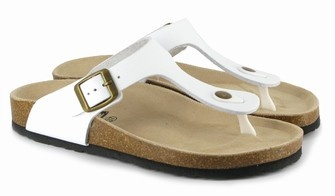 From Vegetarian Shoes , 39.95£. Pretty cute , Birkenstock style vegan sandal. I wonder if they will offer more colours .
