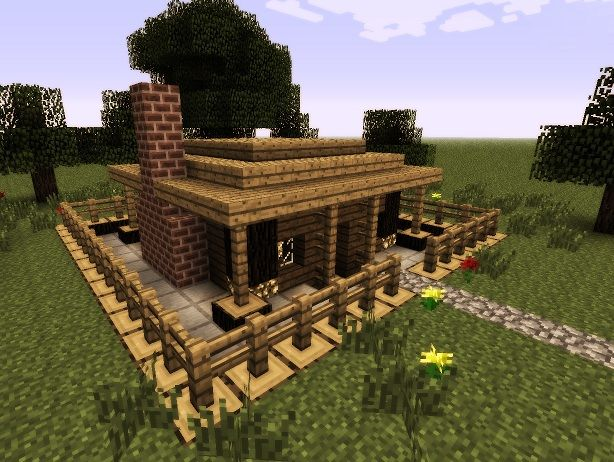 Top 25 ideas about amazing minecraft on pinterest mine for Modern house 5x5