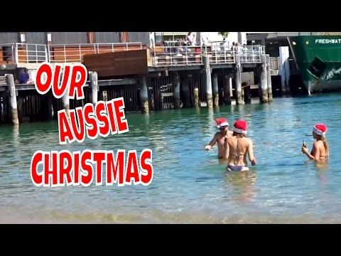 Back to Sydney to celebrate my First Aussie Christmas 😀