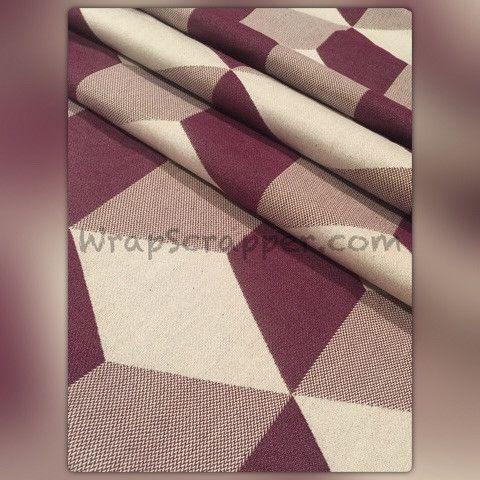 Ankalia Rubix Velvet Wrap Scrap