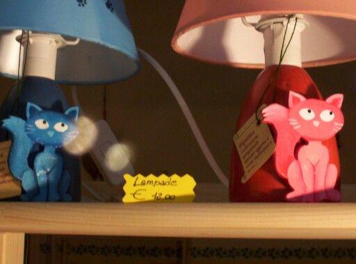 Lampade cat