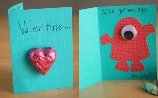 monster valentine