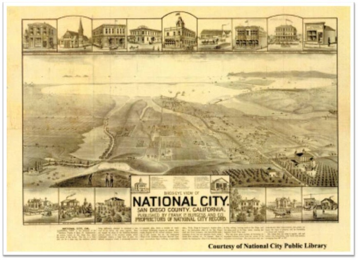 25 Best National City Images On Pinterest City National