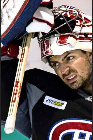 Carey price Montreal canadiens NHL goalie
