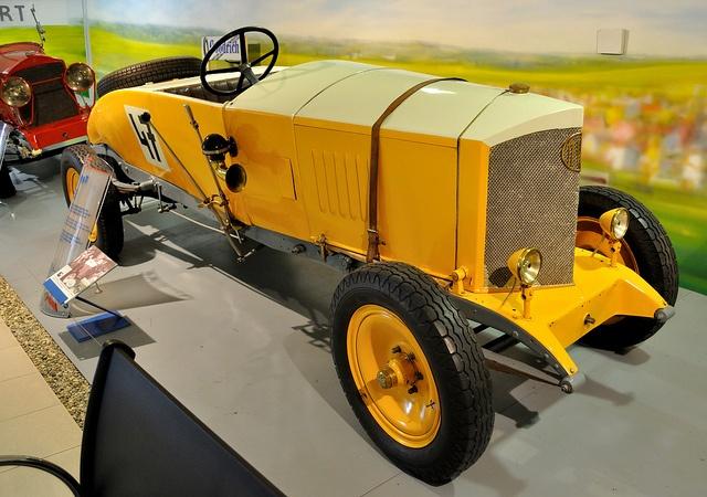 Tatra Type T (1921)