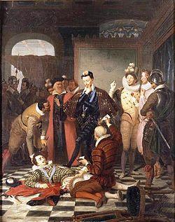 Генрих III (король Франции) — Википедия