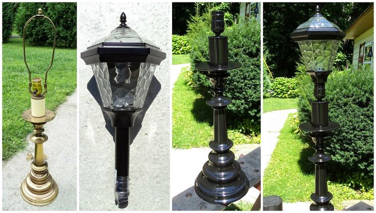 "I promised back on "" Cut the Cord "" to have more solar lighting ideas.           It took a little searching for the right solar li..."