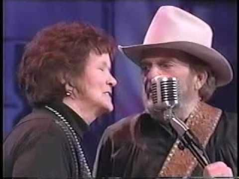 Merle Haggard and Bonnie Owens | MERLE HAGGARD & BONNIE OWENS - Just Between The Two Of Us