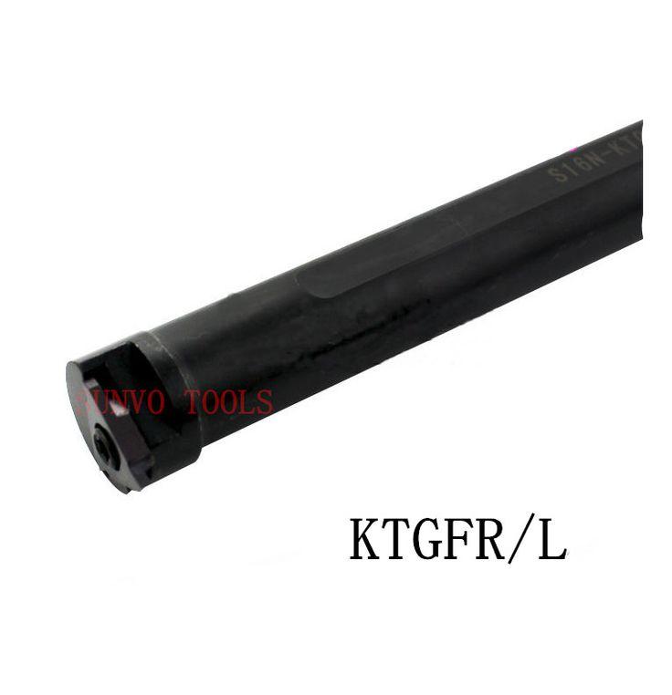 S25R-KTGFR16/S25R-KTGFL16 CNC Lathe Machine External turning tools  inserts tool TGF32R/TGF32L Holder For S25R KTGFR16/KTGFL16