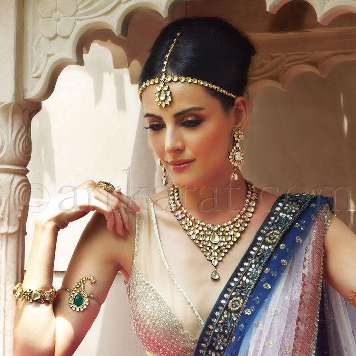 indian bride headpiece - Google Search