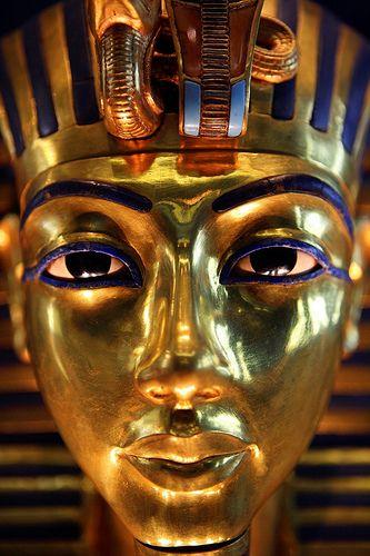 Mask of Tutankhamun
