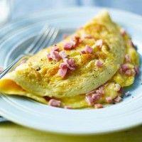 Omelette in your Halogen oven : Halogen Oven Recipes