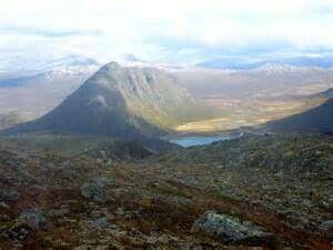 Knutshø Jotunheimen