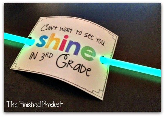 Classroom Freebies Too: Quick Prep Student Welcome Gifts for Under $2...Get ready for Back-to-School!
