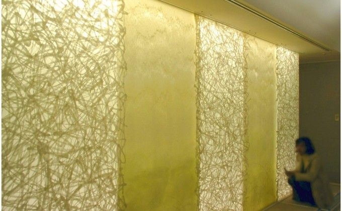 Learn How To Cut Acrylic Wall Panels With Wall Decor That Has A Yellow Color Is Very Nice And Interesting