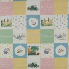 Viewing DIRTY BEASTS PATCHWORK - ROALD DAHL by ASHLEY WILDE