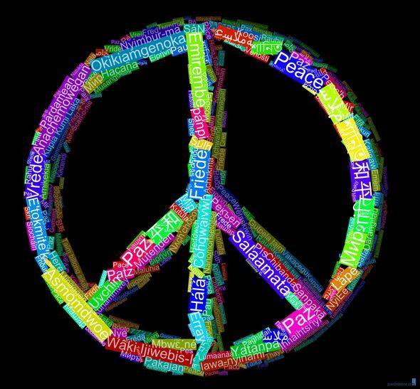 Peace for all… tastes by Juan Osborne