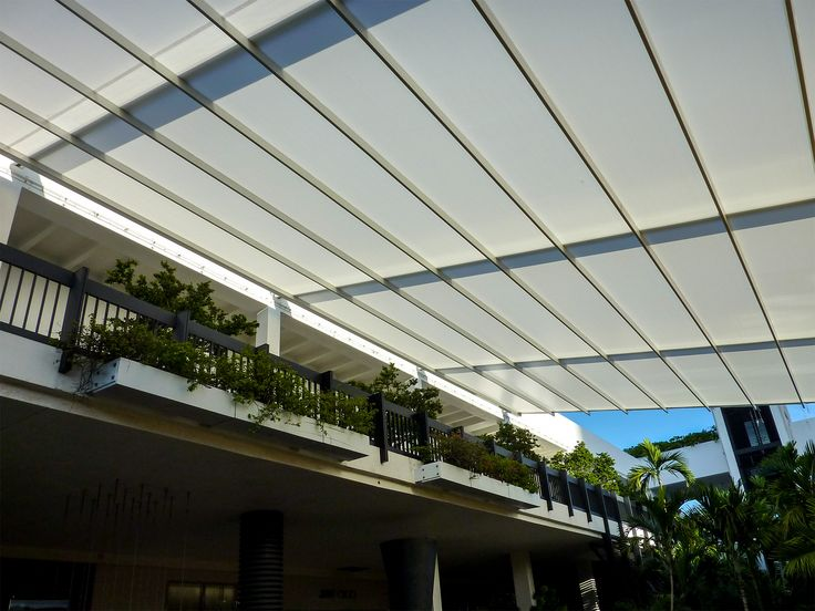 The Canopy S Mechanized Retracting Structure Refers To As