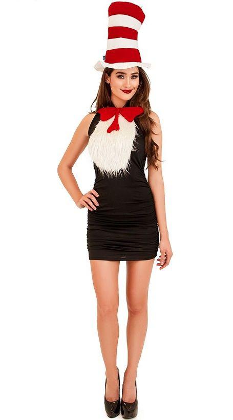 """40 disfraces perfectos para esas chicas que dicen """"No tengo que ponerme en Halloween"""""""