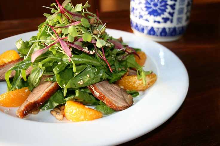 Peking Duck Salad